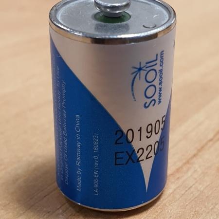Dana 3.6v Battery